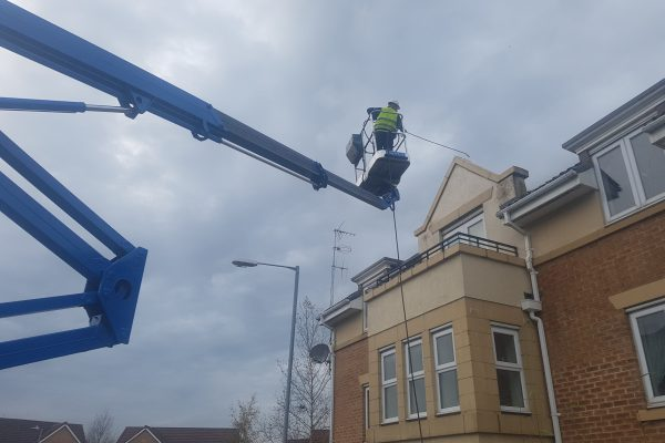 High access cherry picker hire